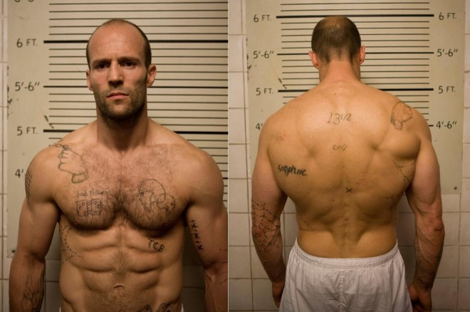 La dieta y el entrenamiento de Jason Statham - el actor de Hollywood