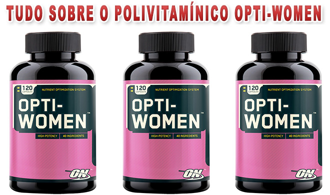 Opti-Women Optimum Nutrition